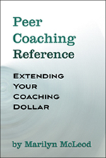 Peer Coaching Reference by Marilyn McLeod