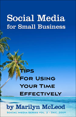 Social Media for Small Business Book Series by Marilyn McLeod