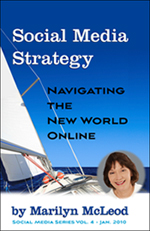 Vol 4:  Social Media Strategy: Navigating the New World Online by Marilyn McLeod