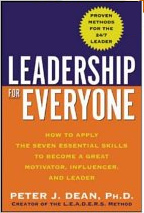 Leadership for Everyone by Peter Dean