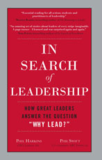 Phil Harkins, In Search of Leadership